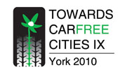 Towards Carfree Cities IX: York